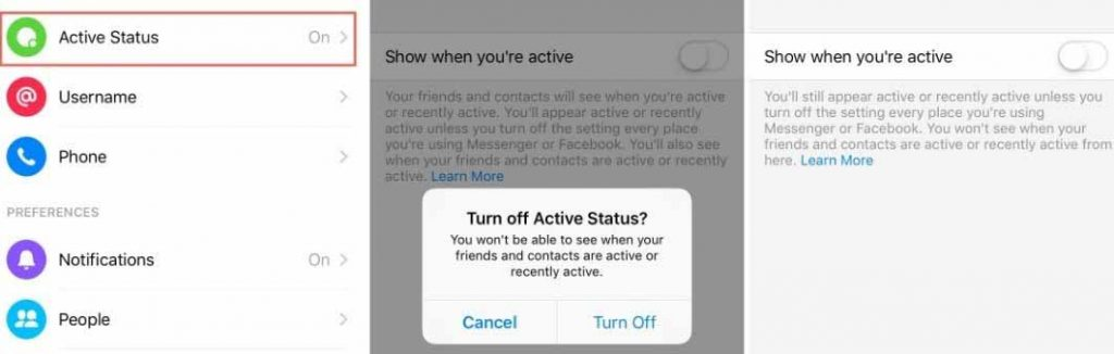 How to use Chatbots to be Active on Messenger without being on Facebook