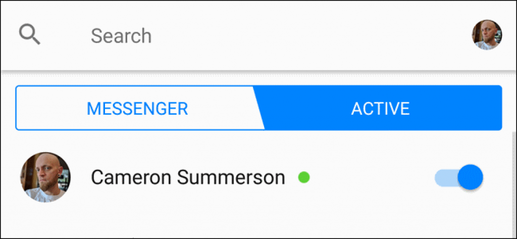 Messenger without being on Facebook