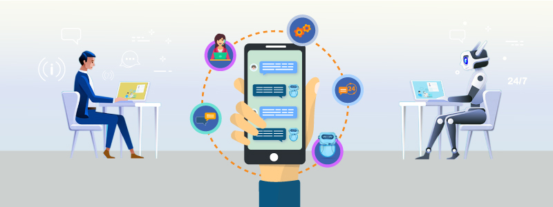 8 ways businesses can improve customer service with chatbots