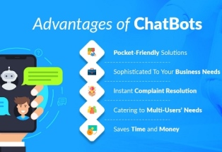 advantages of chatbots