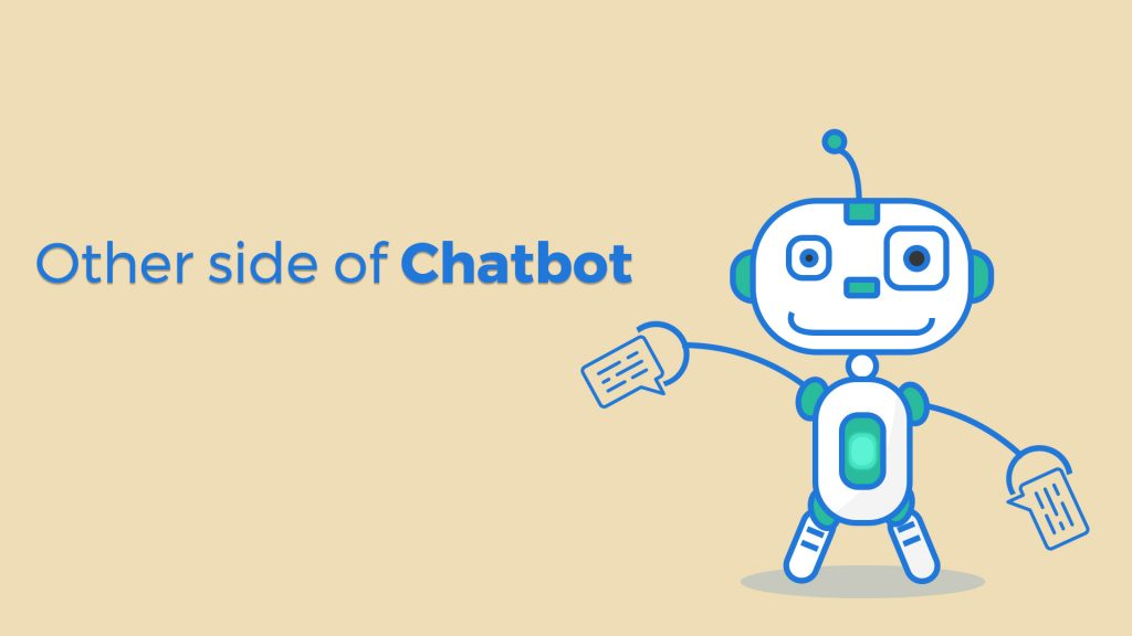 other side of chatbot