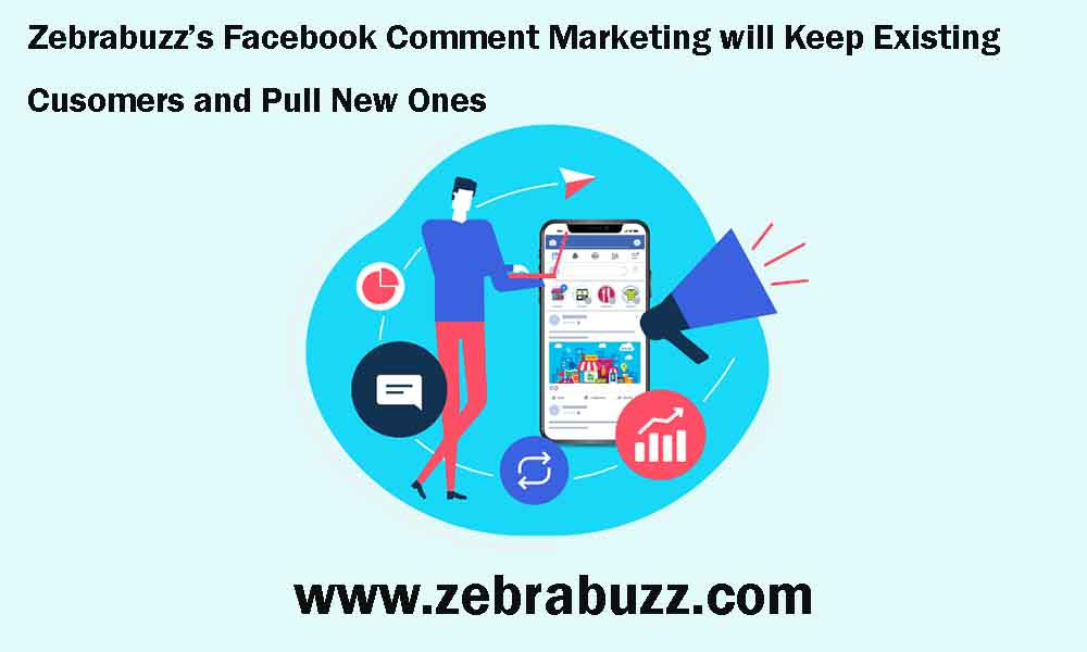 Zebrabuzz Facebook Comment Marketing