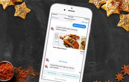 Pizza ordering chatbots