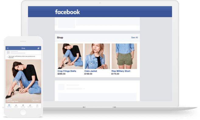 How to Sell Products on Facebook without a Website