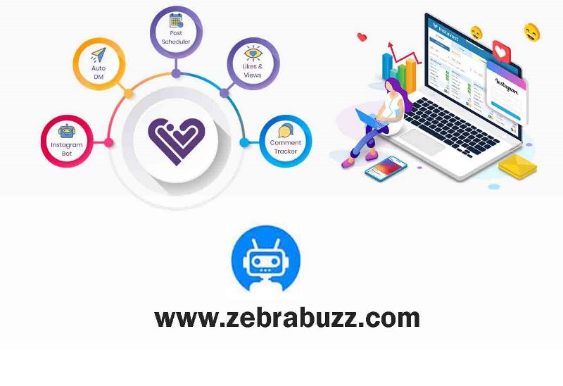 Zebrabuzz add-on for Business on Instagram