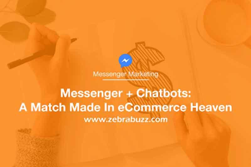 E-Commerce Messenger Online Business