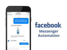 Facebook Messenger Marketing Automation