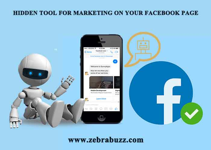 Hidden tool for marketing on Facebook page