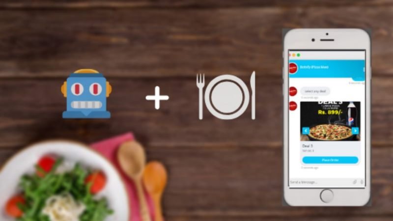How to Create a Food Ordering Chatbot