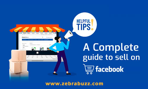 Tips to sell directly on facebook