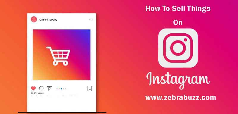 How to Sell Things on Instagram