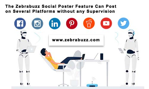 How to Use Zebrabuzz Social Poster Feature