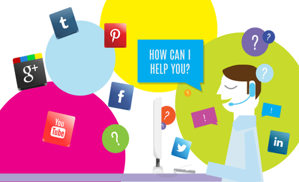 8 ways social media can be used for customer service