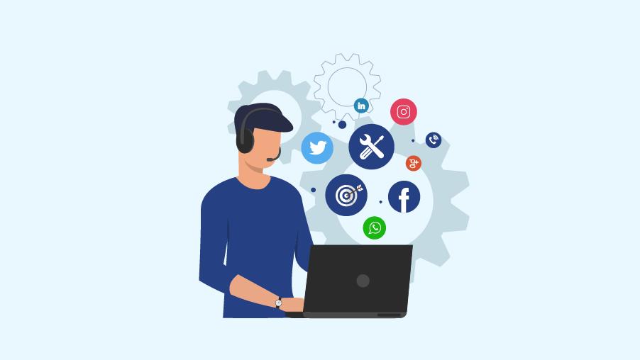 social media customer service tools