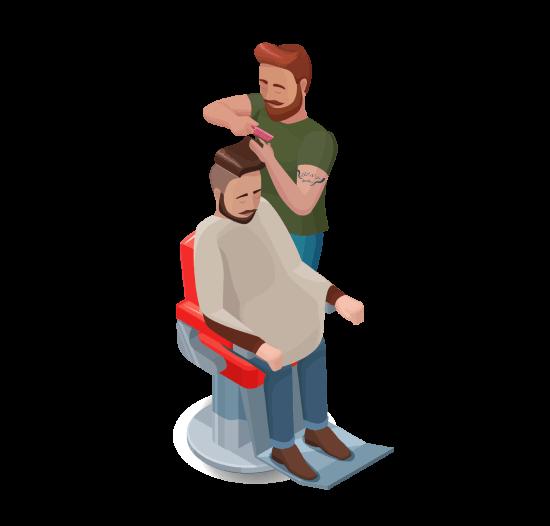 Barber chatbot