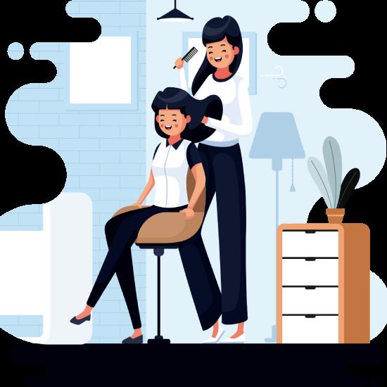 Hair Salon Chatbot